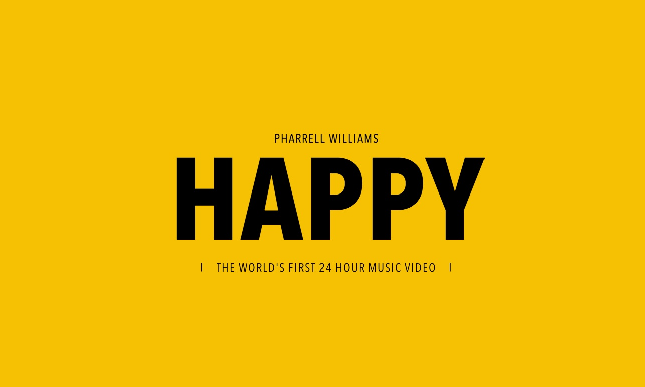 happy pharrel williams