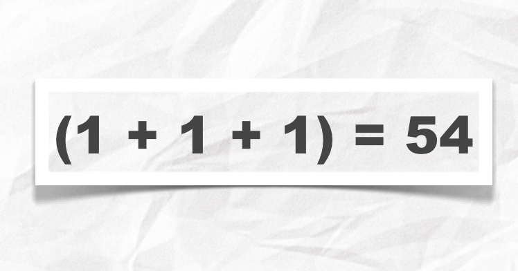 1+1+1