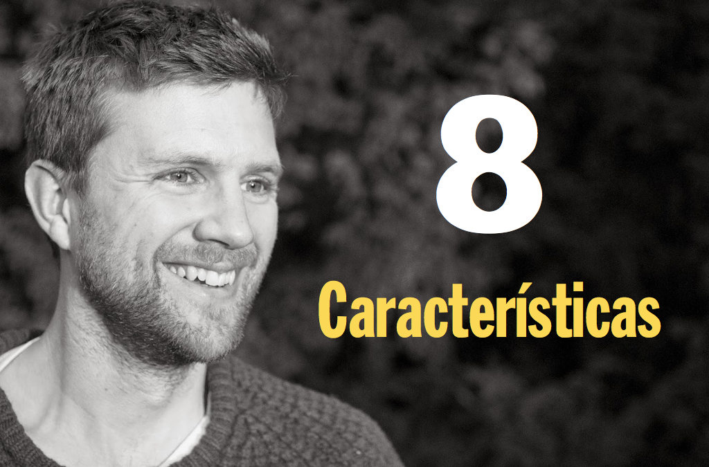 8 CARACTERÍSTICAS DE LAS PERSONAS CON ALTO
