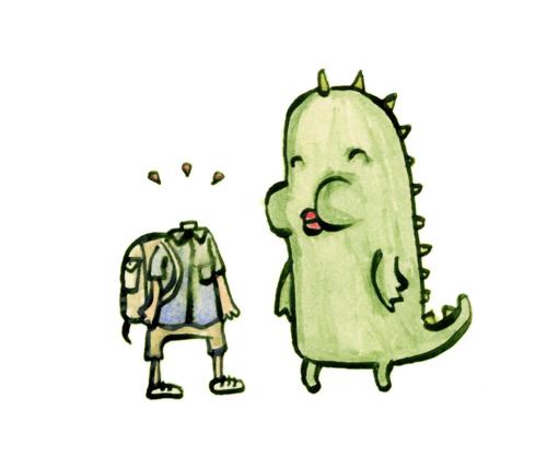 Cómete al dragón