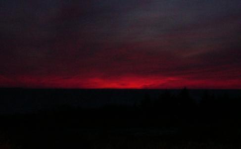 Siempre parece más oscuro antes de amanecer