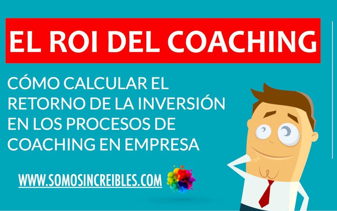 el roi del coaching