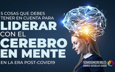5 VARIABLES PSICOLÓGICAS A TENER EN CUENTA PARA LIDERAR TU EQUIPO POST-COVID19